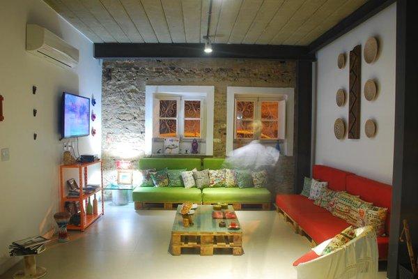 Gaia Comfort Hostel - фото 6
