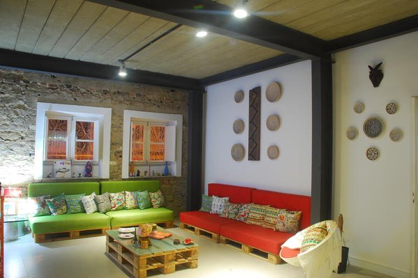 Gaia Comfort Hostel - фото 7