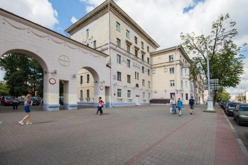 Apartment in Center - Ploshchad Nezavisimosti - фото 11