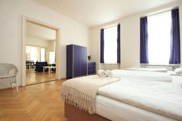 Quadrio Bedroom Central Apartment - фото 31