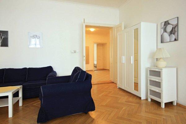 Quadrio Bedroom Central Apartment - фото 10