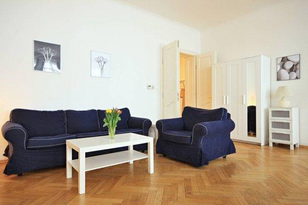 Quadrio Bedroom Central Apartment - фото 11
