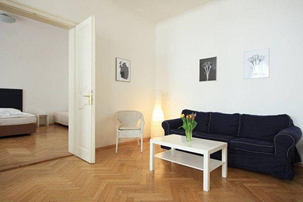 Quadrio Bedroom Central Apartment - фото 12