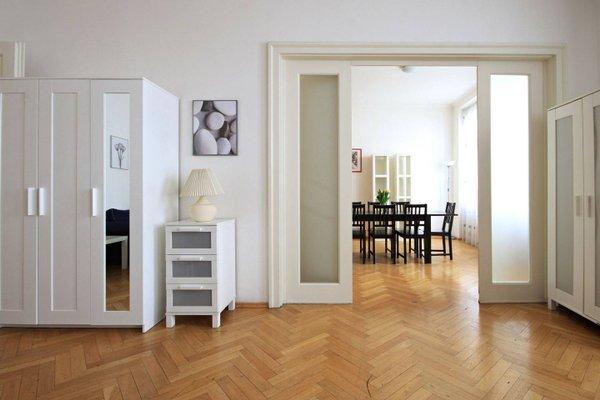 Quadrio Bedroom Central Apartment - фото 23
