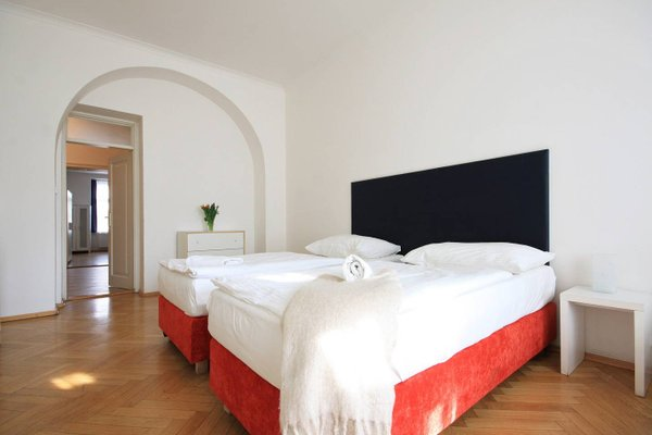 Quadrio Bedroom Central Apartment - фото 4