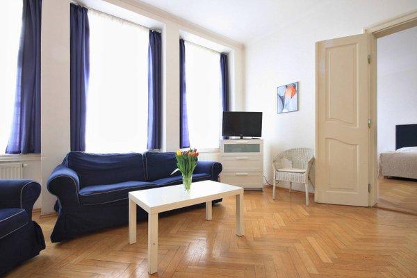 Quadrio Bedroom Central Apartment - фото 6