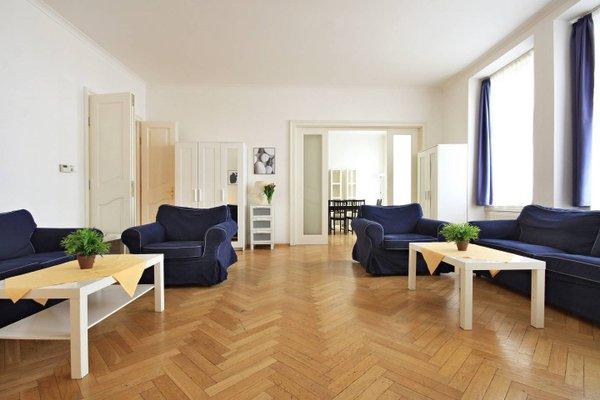 Quadrio Bedroom Central Apartment - фото 9