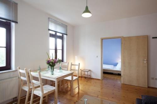 Apartment Leipzig Sternwartenstrasse - фото 13