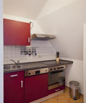 Apartment Leipzig Sternwartenstrasse - фото 14