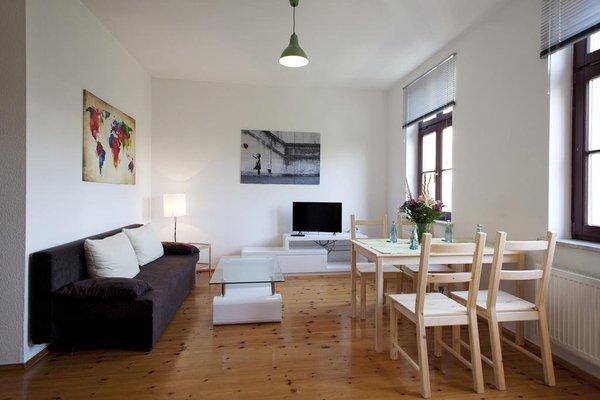 Apartment Leipzig Sternwartenstrasse - фото 3