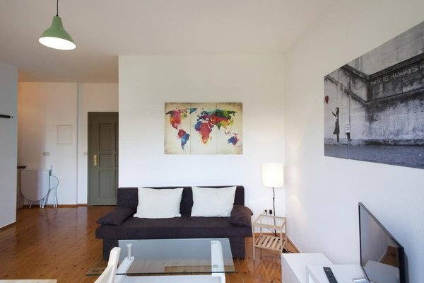 Apartment Leipzig Sternwartenstrasse - фото 6
