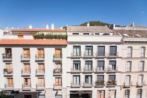 Apartamentos Malaga Merced - фото 50