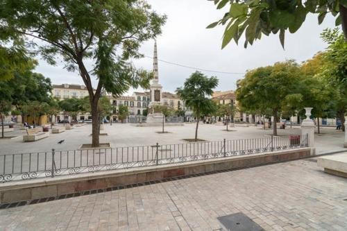 Apartamentos Malaga Merced - фото 22