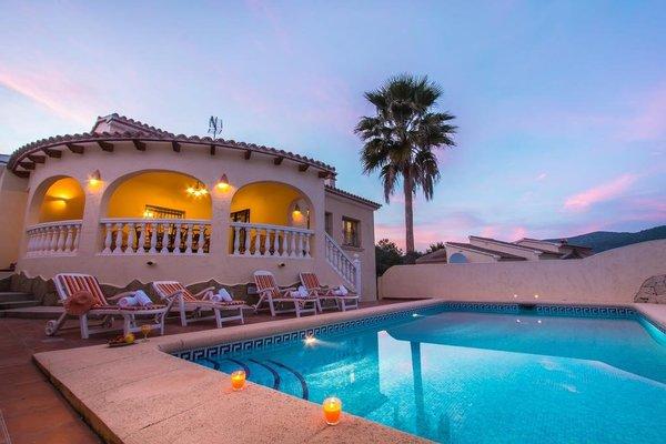 Abahana Villa Molinos - фото 8