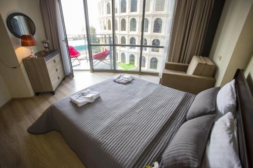 Apartment in Batumi Sea Towers - фото 1