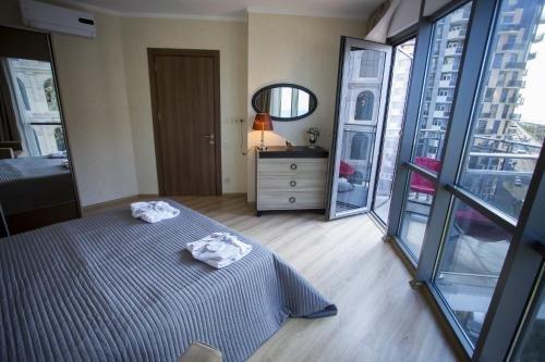 Apartment in Batumi Sea Towers - фото 10