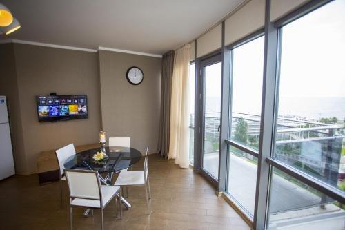 Apartment in Batumi Sea Towers - фото 12