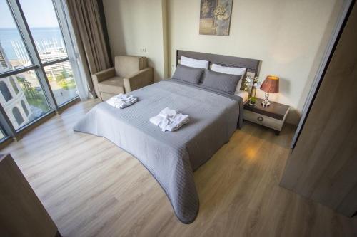 Apartment in Batumi Sea Towers - фото 2