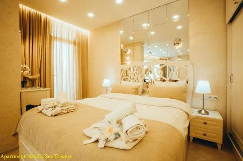 Apartment in Batumi Sea Towers - фото 4