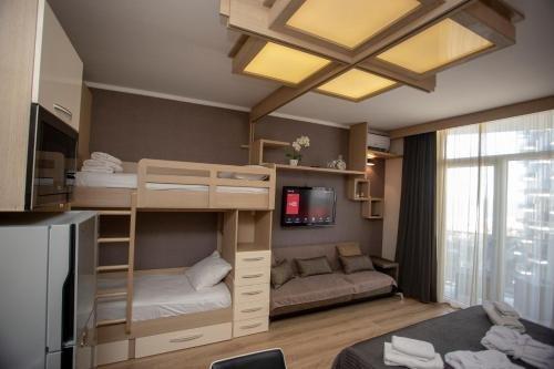 Apartment in Batumi Sea Towers - фото 7