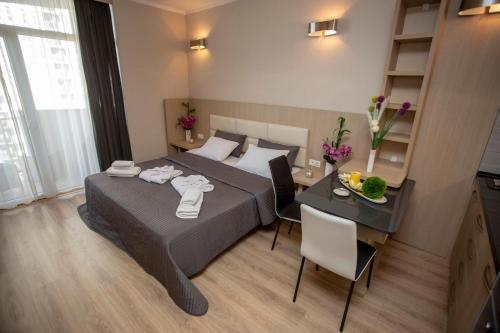 Apartment in Batumi Sea Towers - фото 9