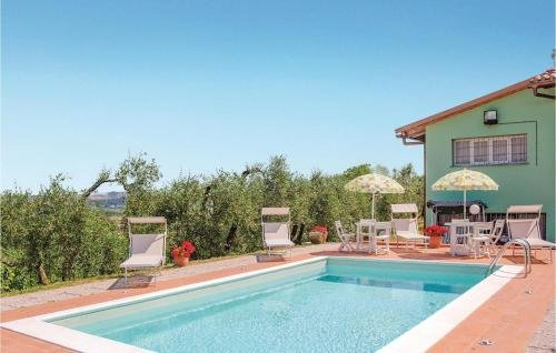 Two-Bedroom Holiday home Castelfiorentino with a Fireplace 05 - фото 24