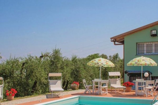Two-Bedroom Holiday home Castelfiorentino with a Fireplace 05 - фото 1