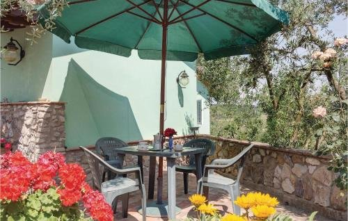 Two-Bedroom Holiday home Castelfiorentino with a Fireplace 05 - фото 14