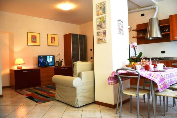 Apartments Chanel Bergamo - фото 18