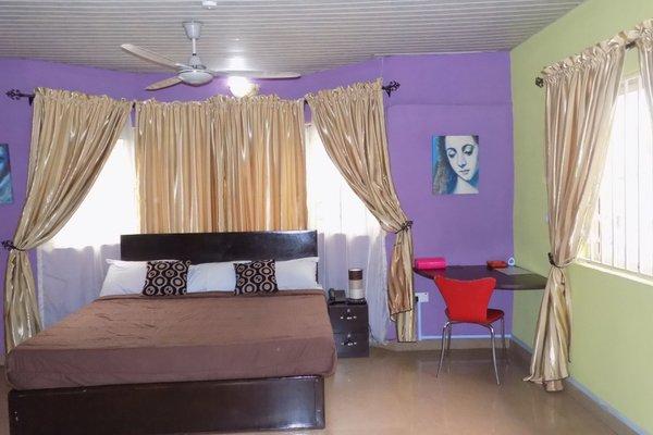 Posh Apartments Self Catering - фото 1