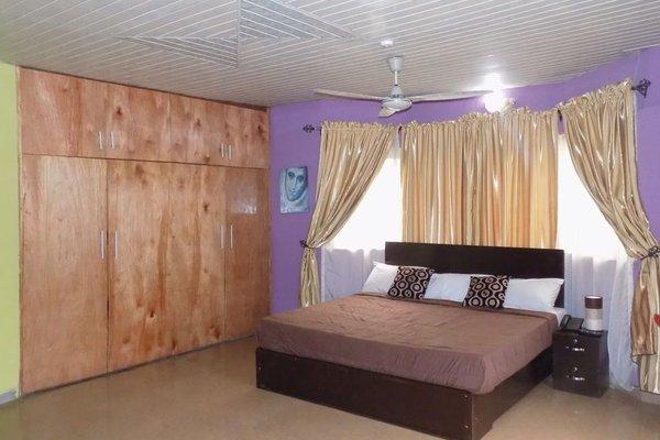 Posh Apartments Self Catering - фото 12