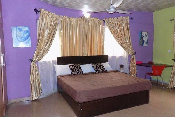 Posh Apartments Self Catering - фото 13