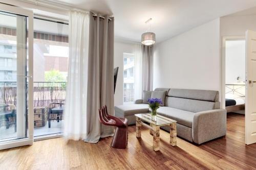 Tyzenhauz Apartments - фото 20