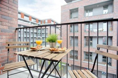 Tyzenhauz Apartments - фото 21