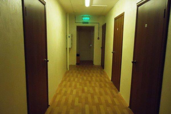 Отель Черемушки - фото 12