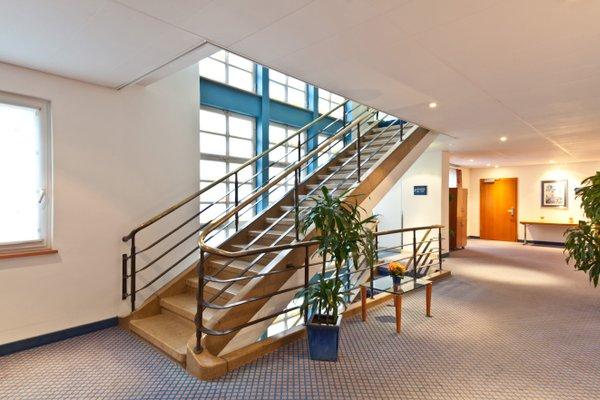 Novum Hotel Boulevard Stuttgart City - фото 18