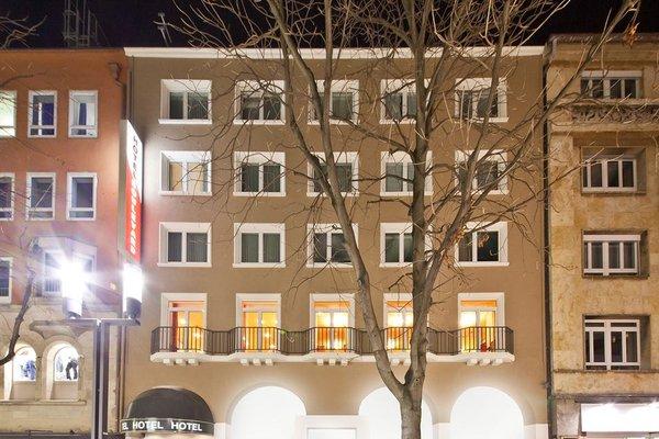 Novum Hotel Boulevard Stuttgart City - фото 23