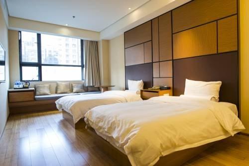 JI Hotel Guangzhou Xi Men Kou Branch - фото 6