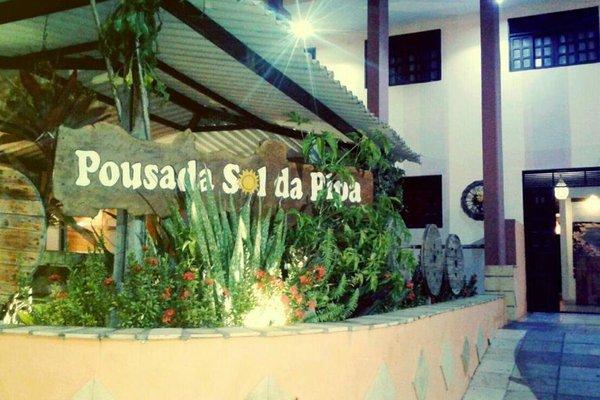 Pousada Sol Da Pipa - фото 19