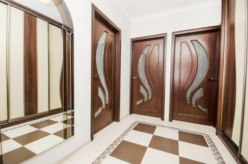 Molnar Apartments Frunzenskaya - фото 10