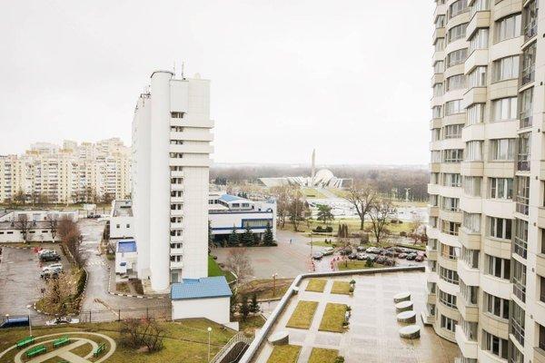 Molnar Apartments Frunzenskaya - фото 12