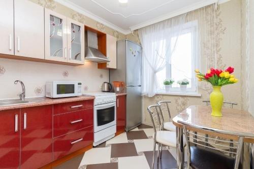 Molnar Apartments Frunzenskaya - фото 8