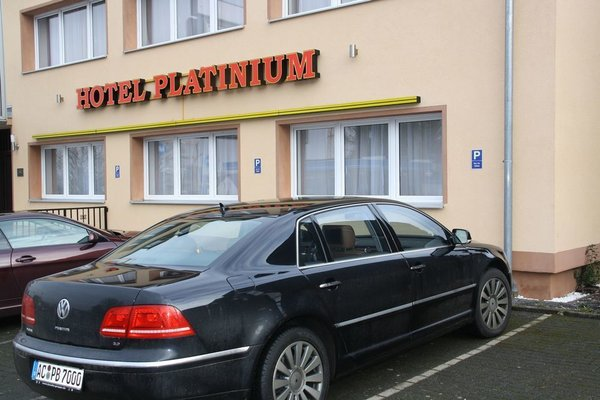 Hotel Platinium - фото 23