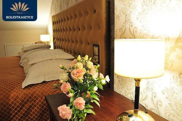Hotel Villa Bolestraszyce - фото 1