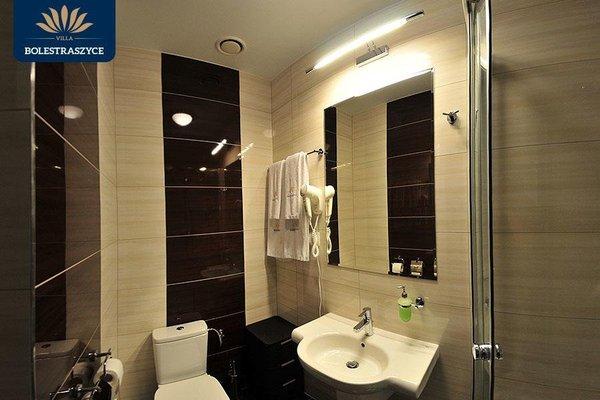 Hotel Villa Bolestraszyce - фото 15