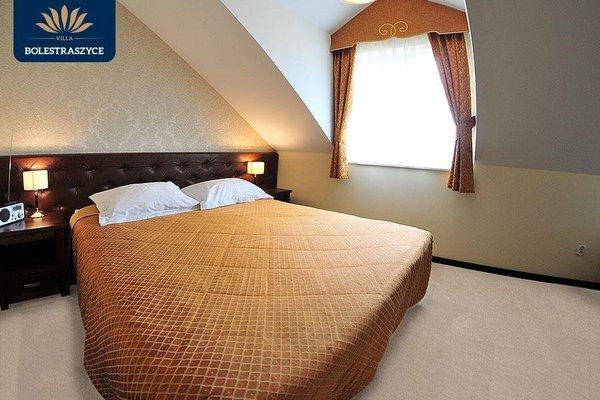 Hotel Villa Bolestraszyce - фото 2