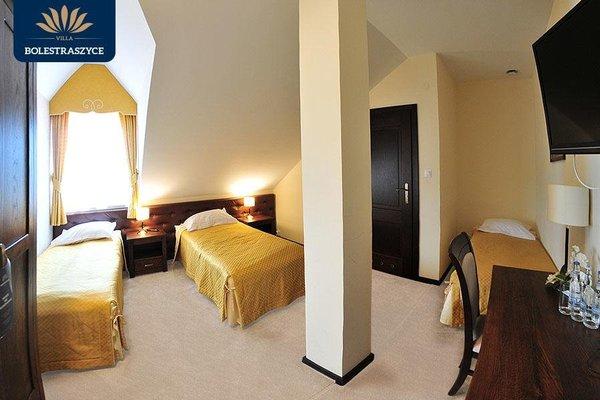 Hotel Villa Bolestraszyce - фото 3