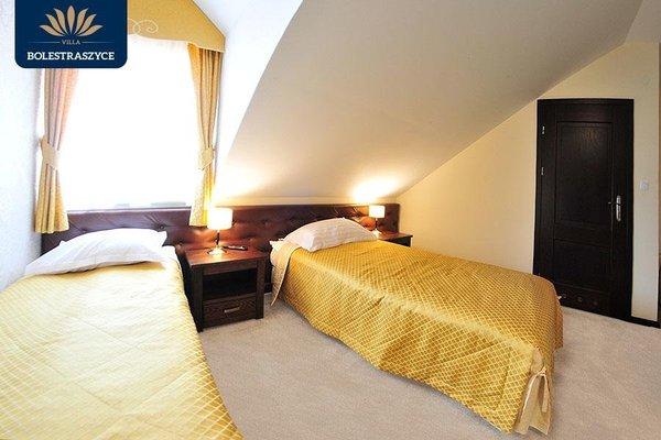 Hotel Villa Bolestraszyce - фото 4