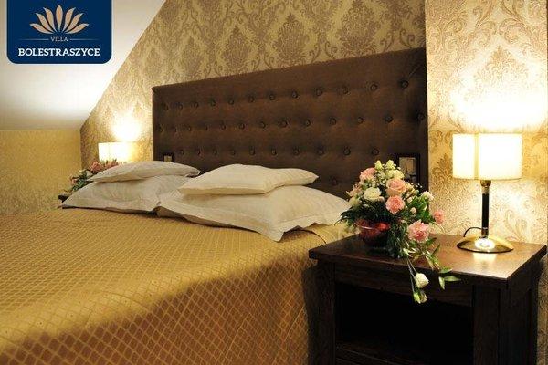 Hotel Villa Bolestraszyce - фото 6