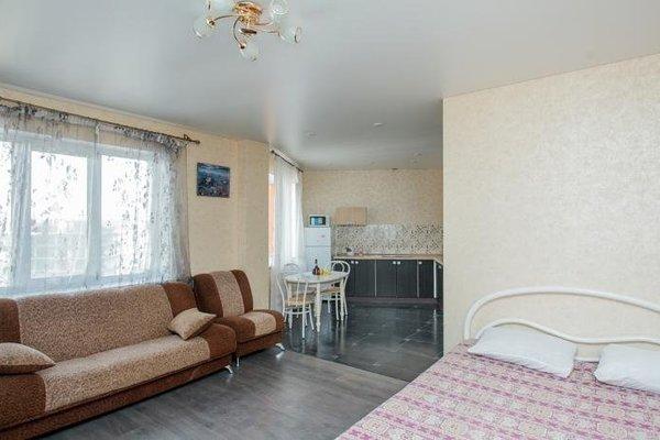 Апартаменты «Ochag y MTL - Arena», Ракитовка